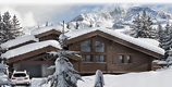 Courchevel chalet vacation